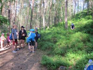 Tábory a soustředění